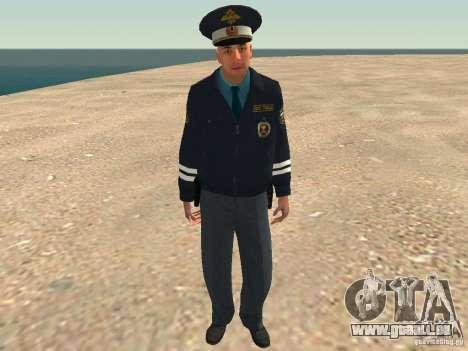 Major DPS pour GTA San Andreas