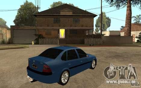 Opel Vectra CD 1997 für GTA San Andreas rechten Ansicht