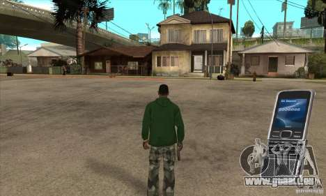 Empire of CJ v.3.8.0 für GTA San Andreas zweiten Screenshot