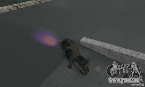 Lila Leuchten für GTA San Andreas zweiten Screenshot