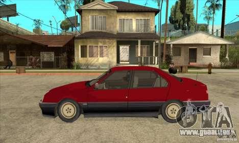 Alfa Romeo 164 für GTA San Andreas linke Ansicht