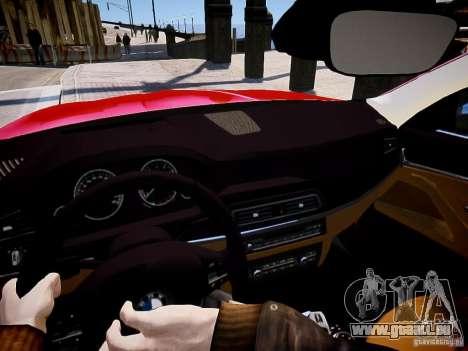 BMW 525i Touring pour GTA 4 est un droit