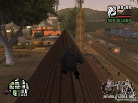 Jason Voorhees für GTA San Andreas fünften Screenshot