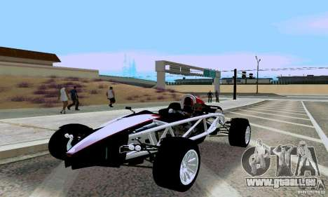 Ariel Atom pour GTA San Andreas