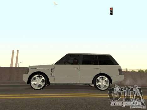 Luxury Wheels Pack pour GTA San Andreas sixième écran