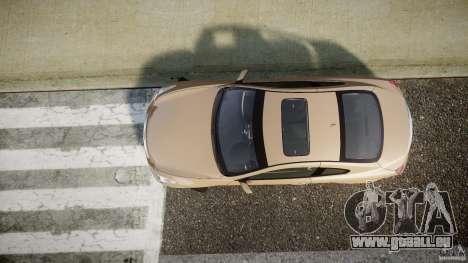 Infiniti G37 Coupe Sport für GTA 4 rechte Ansicht