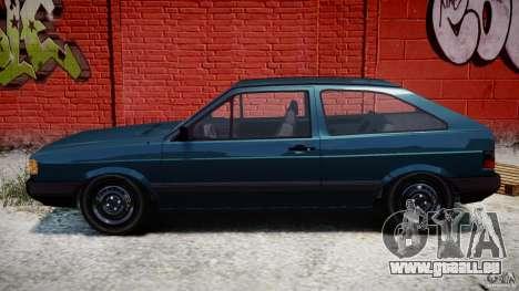 Volkswagen Gol GL für GTA 4 linke Ansicht
