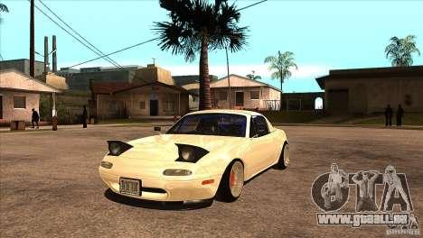 Mazda Miata JDM für GTA San Andreas
