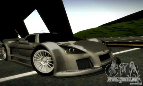 Gumpert Apollo pour GTA San Andreas