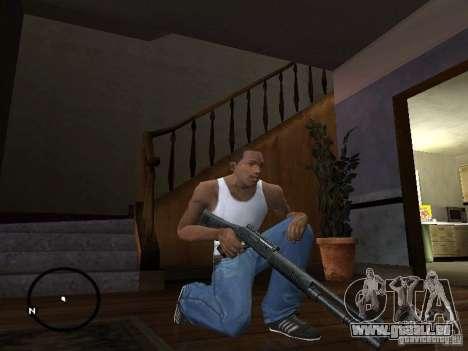 Shotgun pour GTA San Andreas