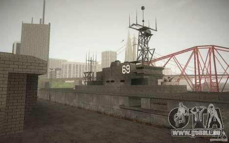 SF Army Re-Textured ll Final Edition pour GTA San Andreas huitième écran