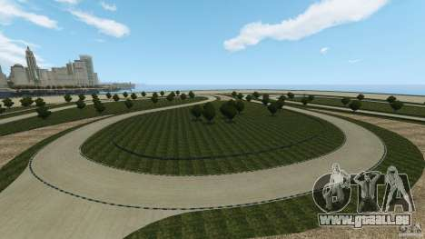 Dakota Raceway [HD] Retexture für GTA 4 Zehntel Screenshot