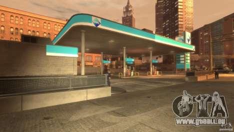 Aral Tankstelle pour GTA 4 troisième écran