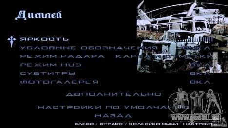 Écrans de chargement Chernobyl pour GTA San Andreas septième écran