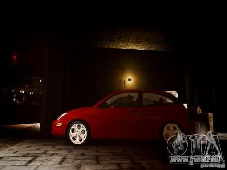 Ford Focus SVT 2003 pour GTA 4 est une gauche