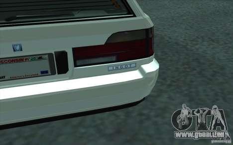 Barren von GTA 4 für GTA San Andreas Rückansicht