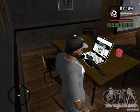 From Left 4 Dead beta v0.2 für GTA San Andreas dritten Screenshot