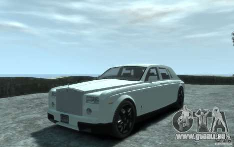 Rolls-Royce Phantom für GTA 4
