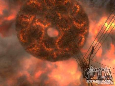 Atomic Bomb für GTA San Andreas dritten Screenshot