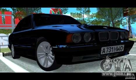 BMW E34 V1.0 pour GTA San Andreas