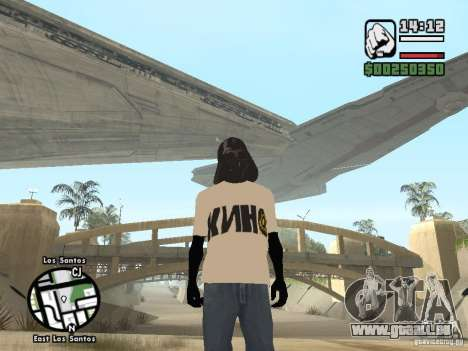 FILM Mike pour GTA San Andreas