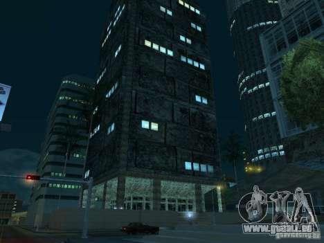 Nouveaux gratte-ciels de textures LS pour GTA San Andreas dixième écran