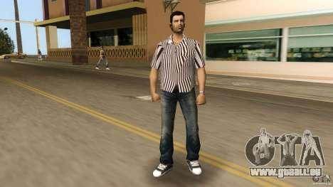 Tommy peau pour GTA Vice City