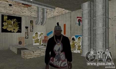 Hoodie-1 für GTA San Andreas