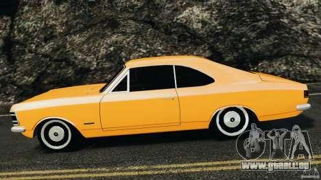 Chevrolet Opala Gran Luxo pour GTA 4 est une gauche