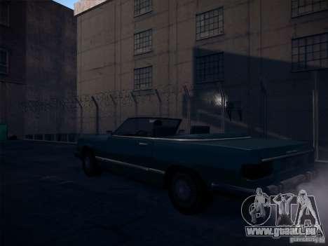 ENBSeries by CatVitalio pour GTA San Andreas quatrième écran
