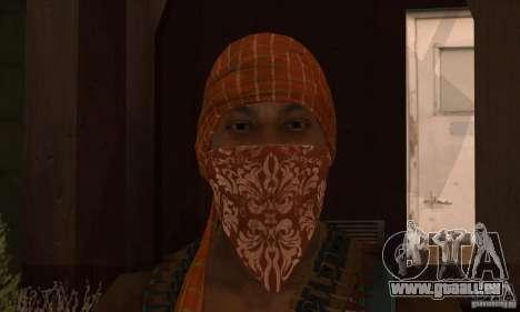 Pirate pour GTA San Andreas