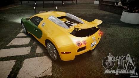 Bugatti Veyron 16.4 v3.0 2005 [EPM] Machiavelli für GTA 4 Unteransicht
