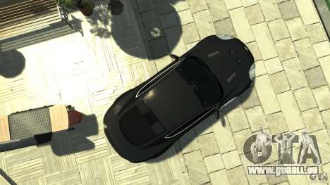 Aston Martin DBS v1.1 teinté pour GTA 4 est un droit