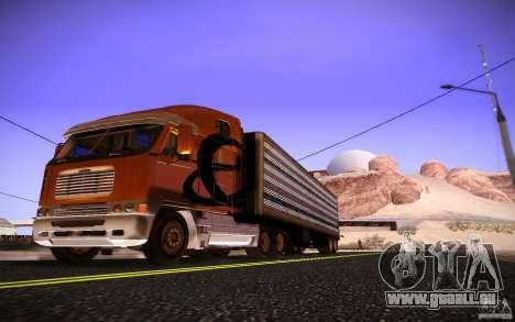 Freightliner Argosy für GTA San Andreas