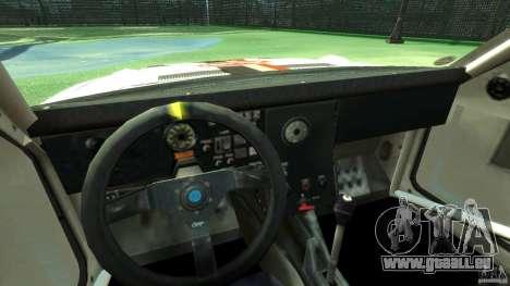 Audi Quattro Group B pour GTA 4 Vue arrière