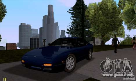 Nissan SX 240 Full Stock pour GTA San Andreas
