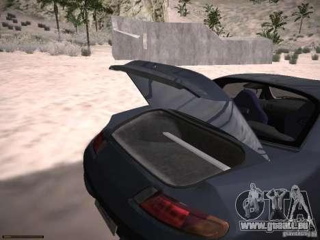 Mitsubishi FTO GP Veilside für GTA San Andreas Seitenansicht