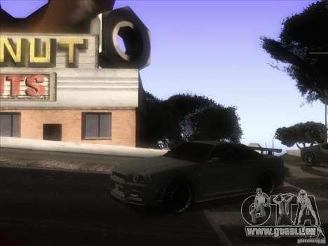 ENB von GTA IV für GTA San Andreas fünften Screenshot
