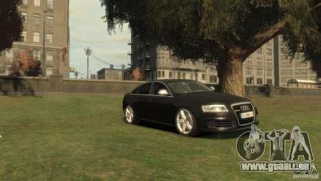 Audi RS6 v.1.1 pour GTA 4 est un droit