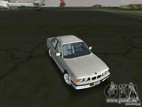 BMW 540i (E34) 1992 pour GTA Vice City