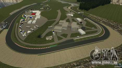 SPA Francorchamps [Beta] für GTA 4 neunten Screenshot
