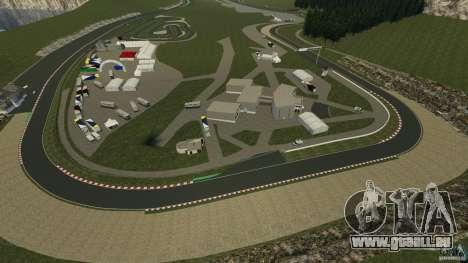 SPA Francorchamps [Beta] für GTA 4 neunten Screenshot
