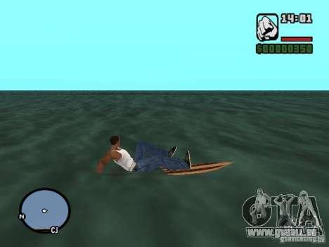 Cerf pour GTA San Andreas quatrième écran