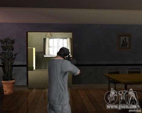 Automatische g37 für GTA San Andreas dritten Screenshot