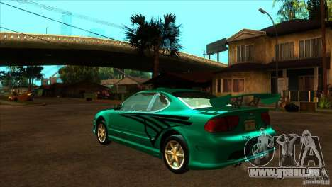 Oldsmobile Alero 2003 für GTA San Andreas Unteransicht