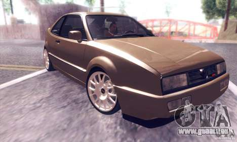 Volkswagen Corrado für GTA San Andreas Innenansicht