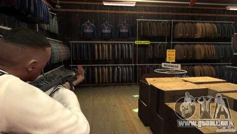 New Russian Shop pour GTA 4 troisième écran