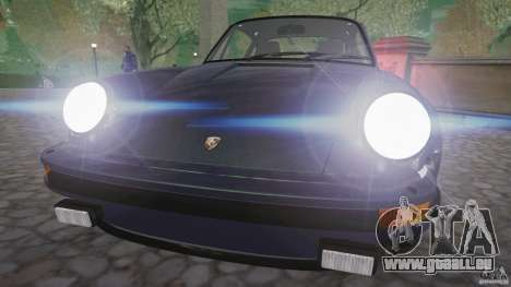 Porsche 911 1987 pour GTA 4 est un droit