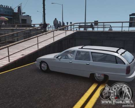 Chevrolet Caprice Wagon 1993 für GTA 4 linke Ansicht