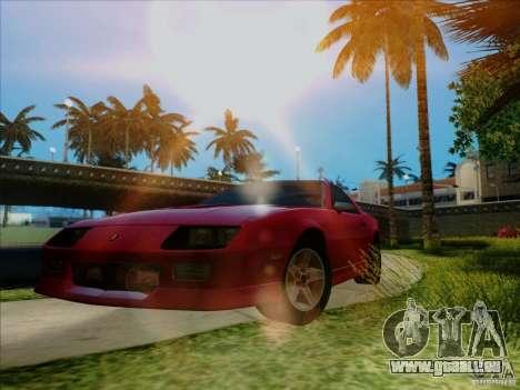 ENB v1.01 pour PC pour GTA San Andreas deuxième écran
